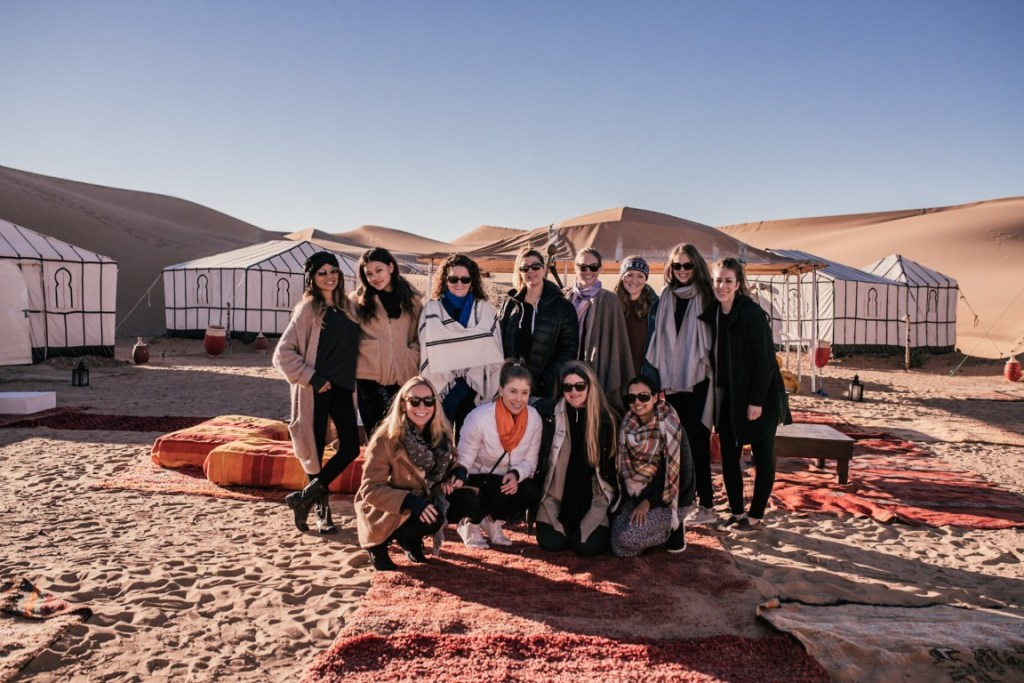 Travel Girls Getaways Morocco 2019
