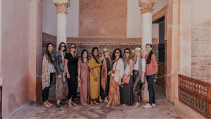 travel girls getaways morocco