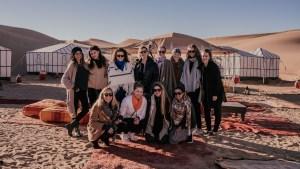 travel girls getaways morocco