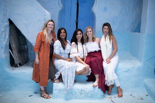 Travel Girls Getaways Morocco 2019