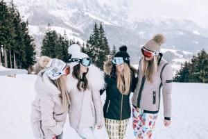we are travel girls austria ski retreat