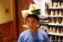 Beer Chicken Hat