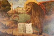 St. Mark is always shown as a Lion