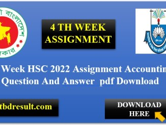 HSC 2022 Accounting assignment