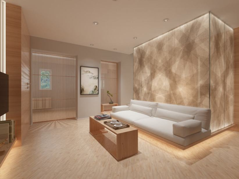 Beautiful minimalist restaurant interior design #minimalistinteriordesign #modernminimalisthouse #moderninteriordesign