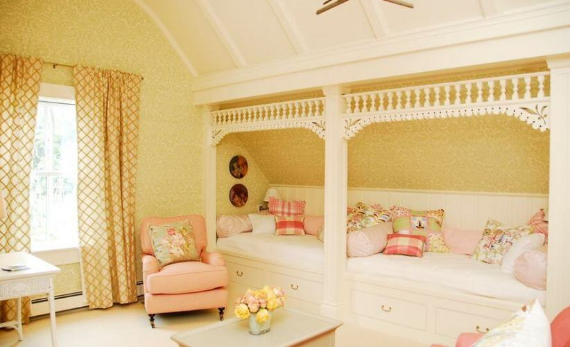 Lovely teenage bedroom designs #cutebedroomideas #bedroomdesignideas #bedroomdecoratingideas