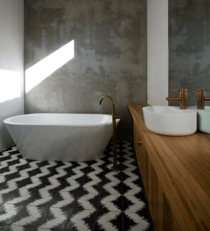 Cool bathroom floor and wall ideas #bathroomtileideas #bathroomtileremodel