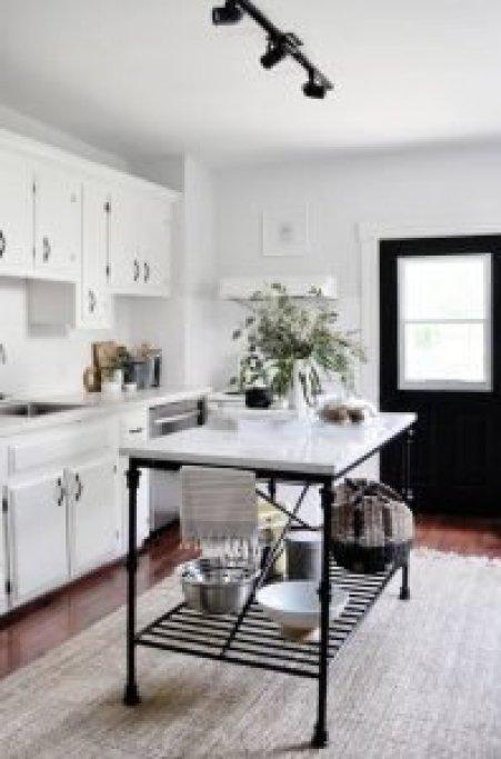 Lovely kitchen and bath design #smallkitchenremodel #smallkitchenideas