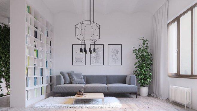 Marvelous minimalist interior #minimalistinteriordesign #minimalistlivingroom #minimalistbedroom
