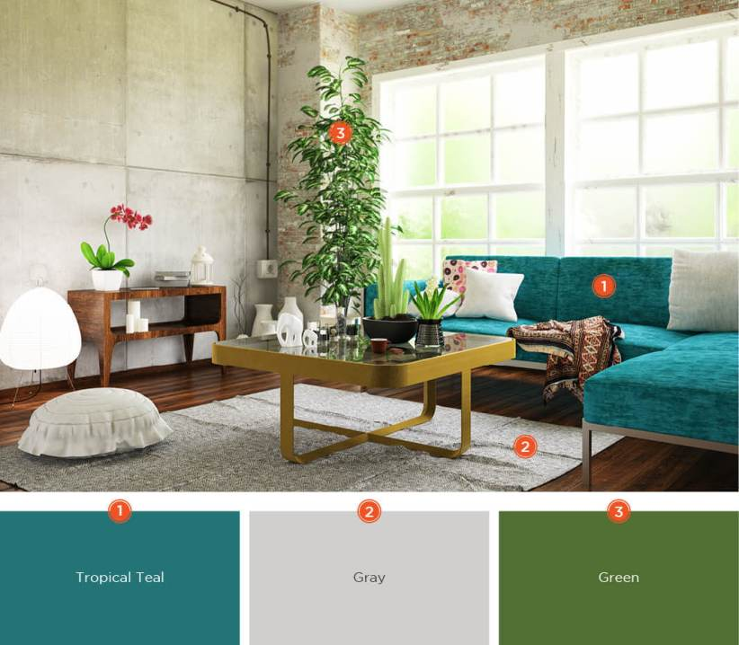 Wonderful two colour combination for living room #livingroomcolorschemes #livingroomcolorcombination