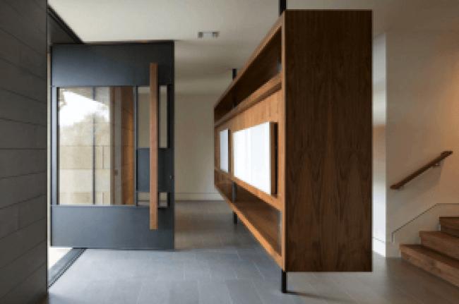 Awesome minimalist wood house #minimalistinteriordesign #modernminimalisthouse #moderninteriordesign