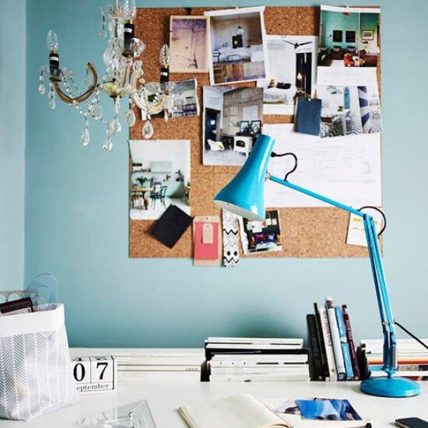 Trending home desk ideas #homeofficedesign #homeofficeideas #officedesignideas