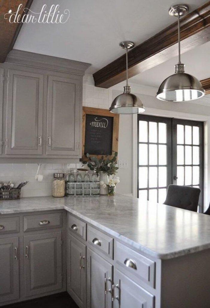 Colorful contemporary kitchen lighting #kitchenlightingideas #kitchencabinetlighting