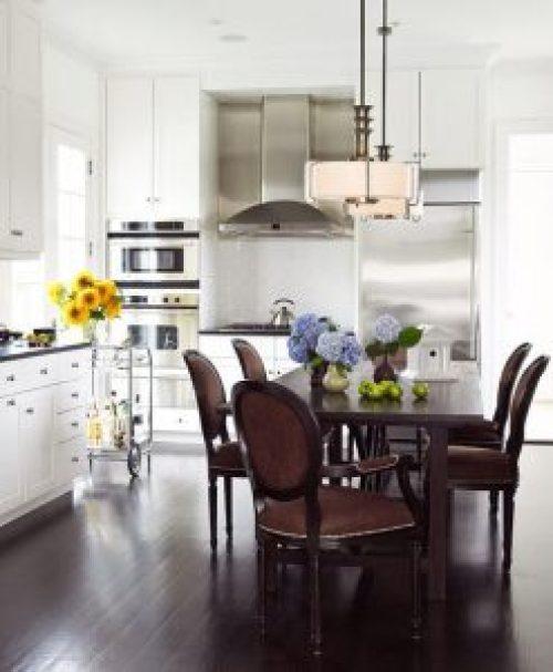 Awesome kitchen design gallery #smallkitchenremodel #smallkitchenideas
