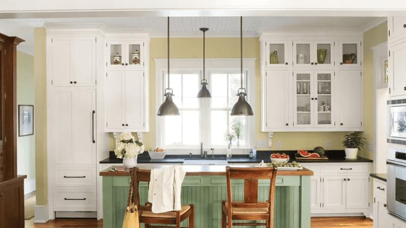 Cool ceiling lights suitable for kitchens #kitchenlightingideas #kitchencabinetlighting