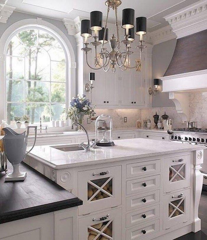 Awesome kitchen sink light fixtures #kitchenlightingideas #kitchencabinetlighting