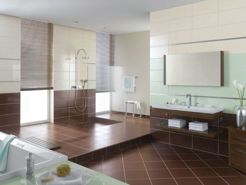 Popular small bathroom designs #bathroomtileideas #bathroomtileremodel