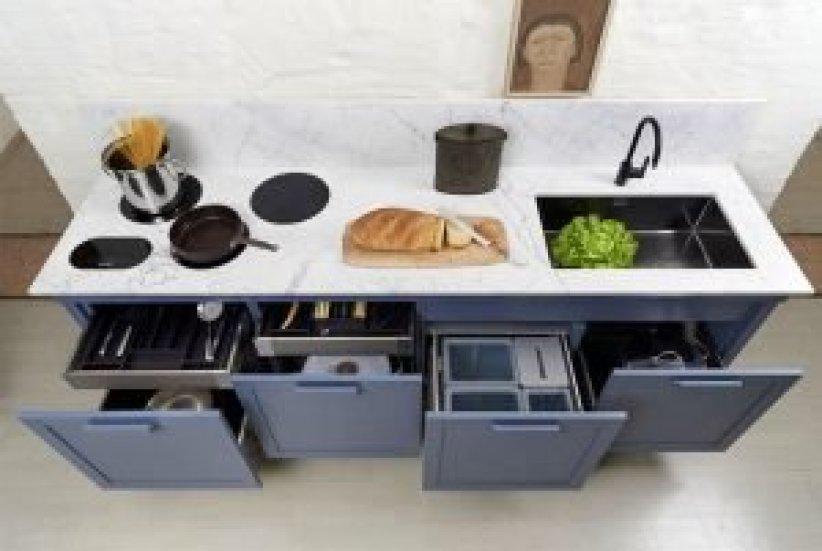 Colorful kitchen inspiration #kitcheninteriordesign #kitchendesigntrends