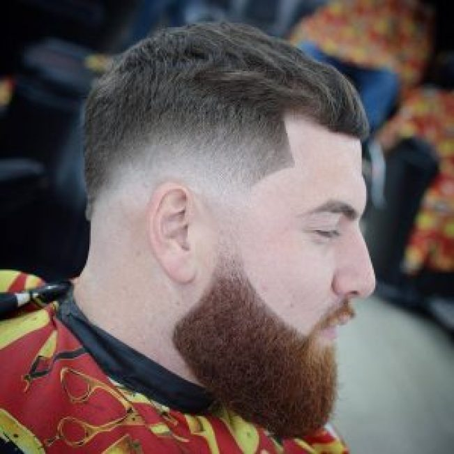 Eye-opening trim styles #beardstyles #beardstylemen #haircut #menstyle