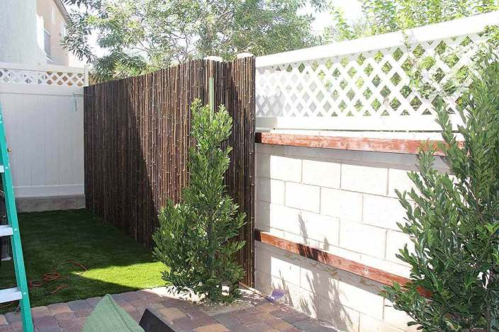 Marvelous metal privacy fence panels #privacyfenceideas #gardenfence #woodenfenceideas