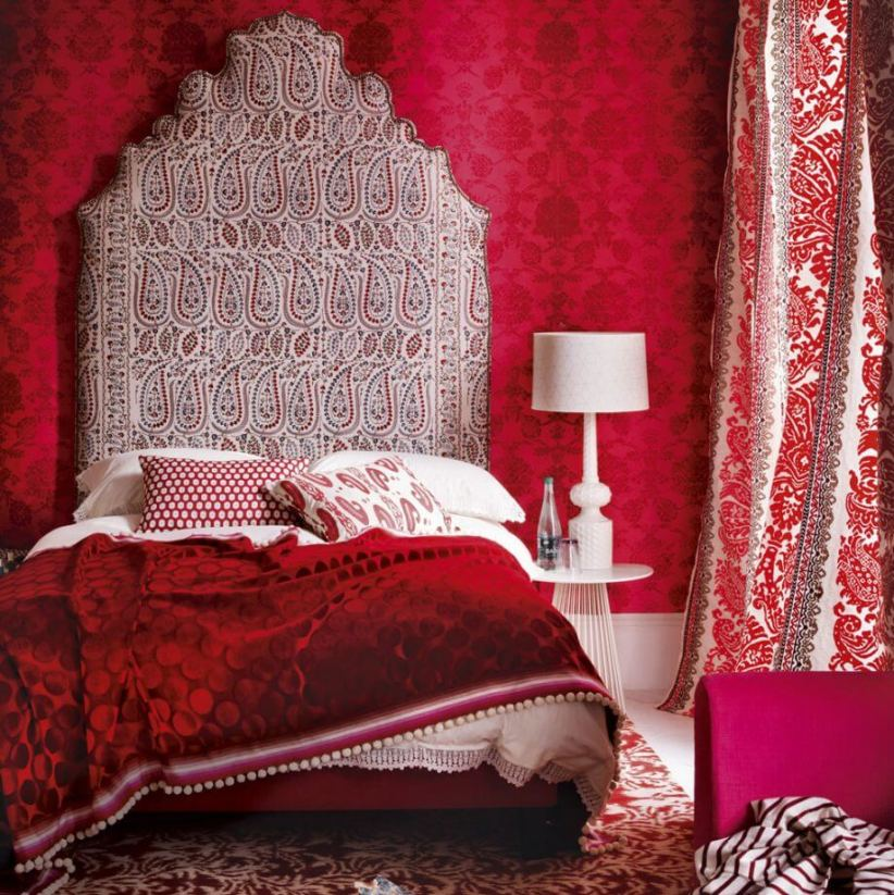 Extraordinary interior wall paint #bedroom #paint #color