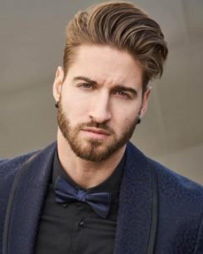 Excited shaving neck beard #beardstyles #beardstylemen #haircut #menstyle