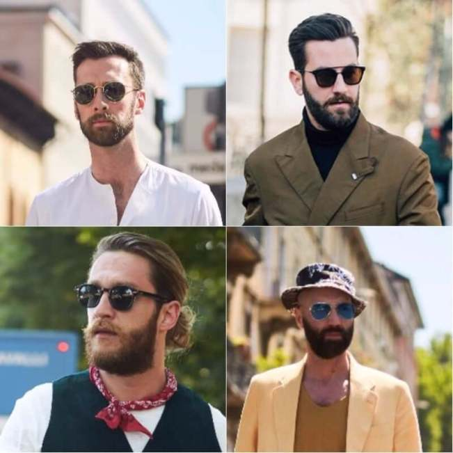 Gorgeous how to trim your beard #beardstyles #beardstylemen #haircut #menstyle