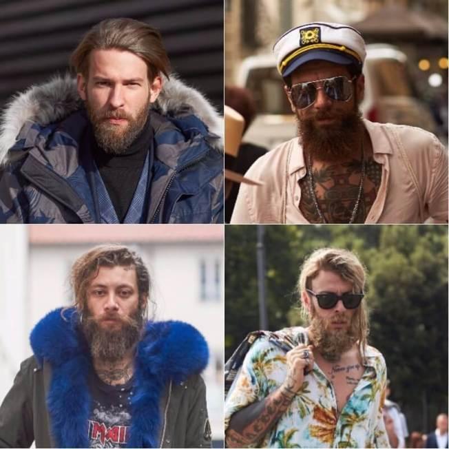 Miraculous different beard styles #beardstyles #beardstylemen #haircut #menstyle