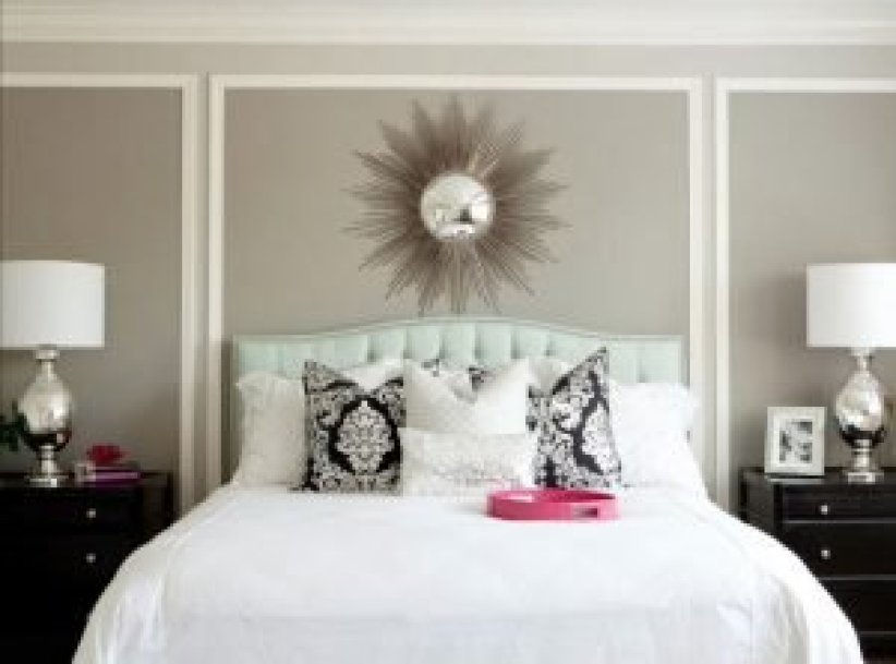 Staggering bedroom paint color schemes #bedroom #paint #color