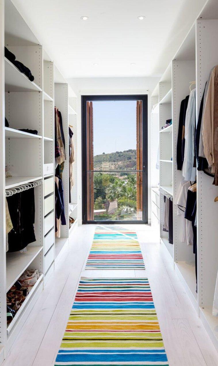 Breathtaking bedroom closet organizers #walkinclosetdesign #closetorganization #bedroomcloset