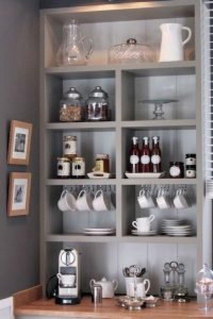 Awesome home bar designs #coffeestationideas #homecoffeestation #coffeebar