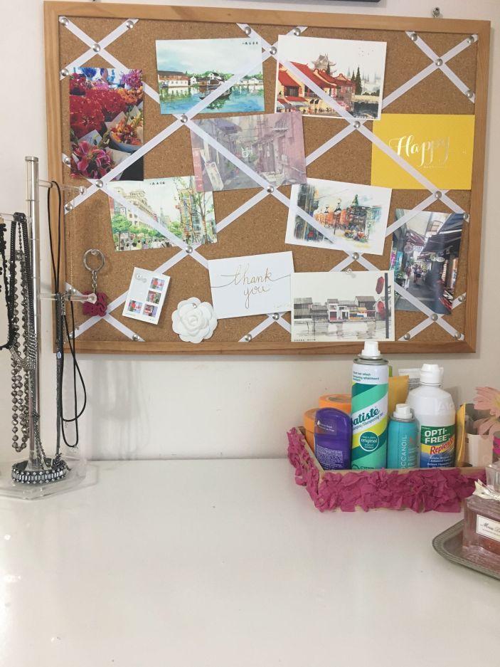 Brilliant picture board ideas #corkboardideas #bulletinboardideas #walldecor
