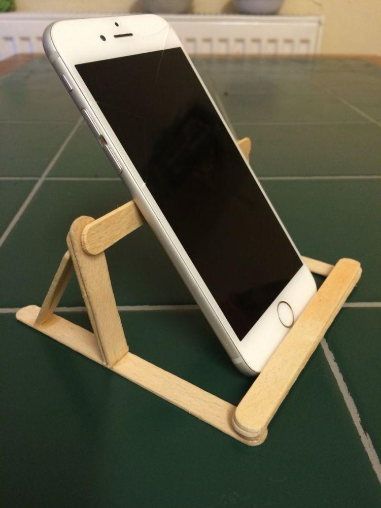 Marvelous cell phone stand #diyphonestandideas #phoneholderideas #iphonestand