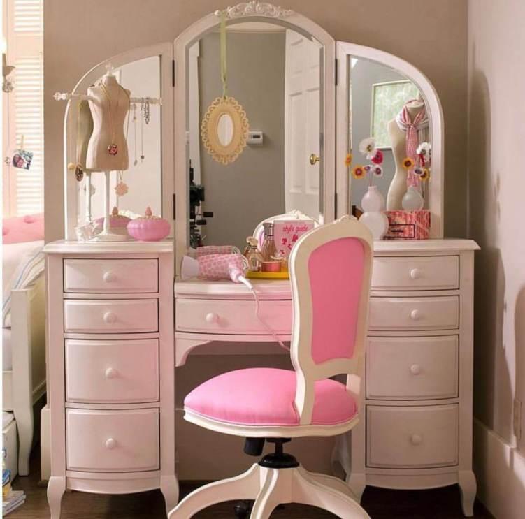 Unleash ikea makeup vanity #makeuproomideas #makeupstorageideas #diymakeuporganizer