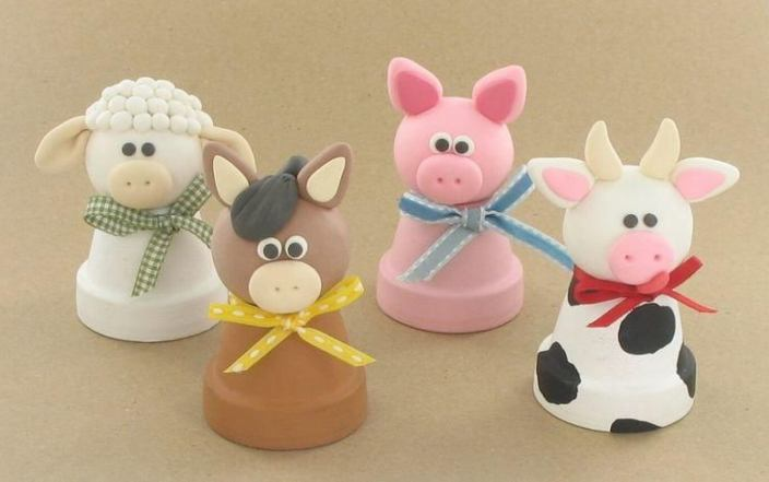 Remarkable polymer clay magnet ideas #polymerclayideas #airdryclayideas #clayideas