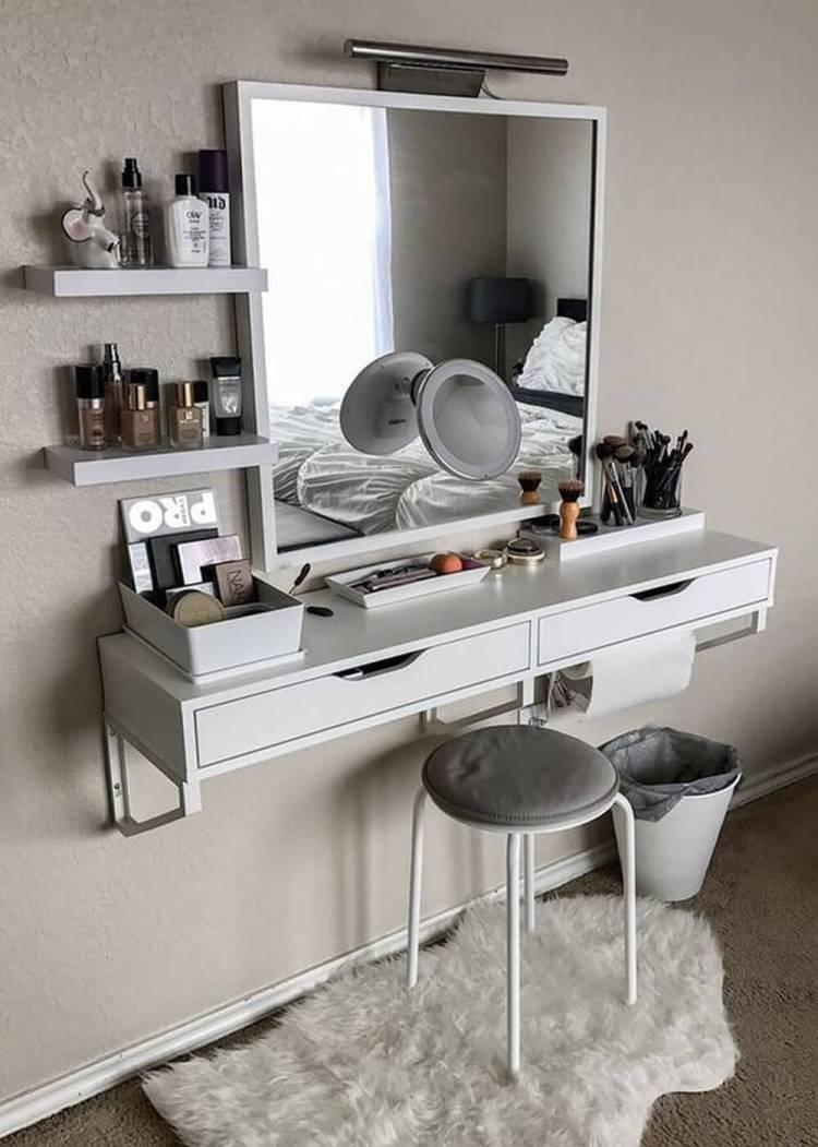 Unforgettable makeup setting spray #makeuproomideas #makeupstorageideas #diymakeuporganizer