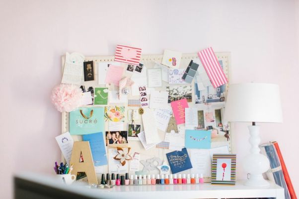 Unbeatable cork board room ideas #corkboardideas #bulletinboardideas #walldecor