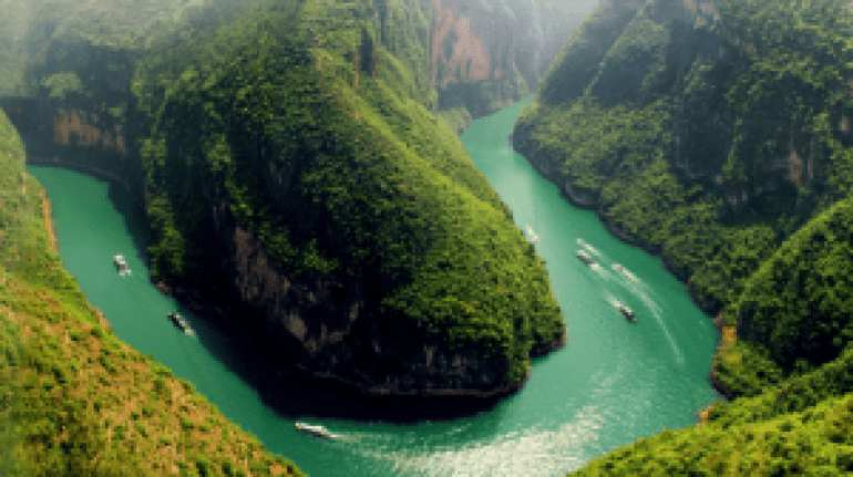 the longest river in thr world cool