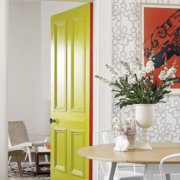 Latest interior door colors #interiordoordesign #woodendoordesign