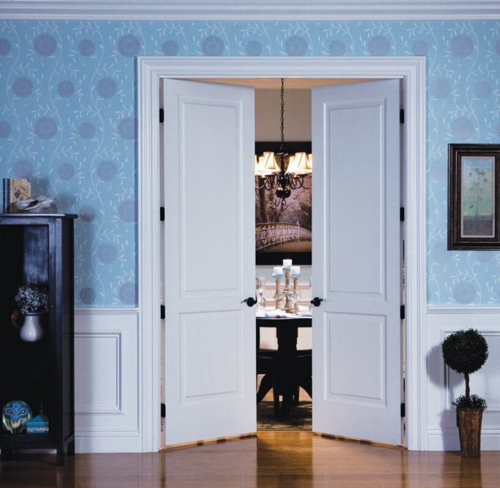 Lovely contemporary doors #interiordoordesign #woodendoordesign