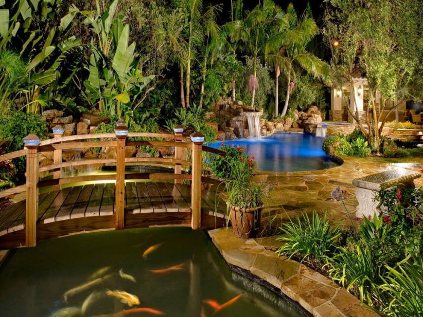 Latest simple backyard pool designs #swimmingpooldesign #pooldeckandpatiodesigns #smallbackyardpools