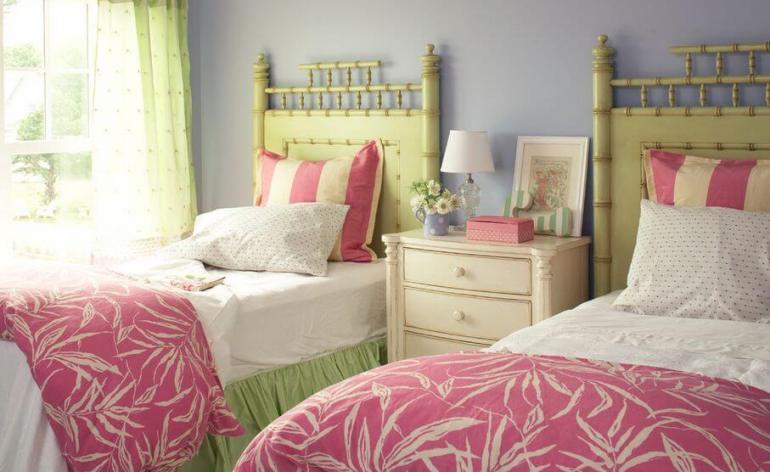 Cool little girl room decor #cutebedroomideas #bedroomdesignideas #bedroomdecoratingideas