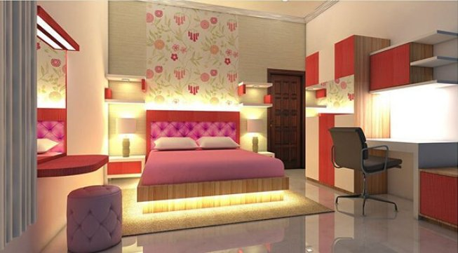 Wonderful wall decor teenage girl bedroom #cutebedroomideas #bedroomdesignideas #bedroomdecoratingideas