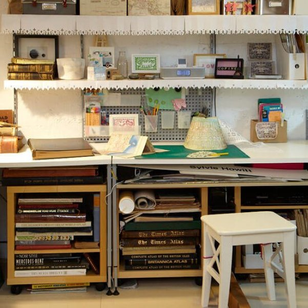 Awesome home office ideas for two #homeofficedesign #homeofficeideas #officedesignideas