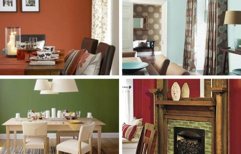 Nice dining room wall decor ideas #diningroompaintcolors #diningroompaintideas