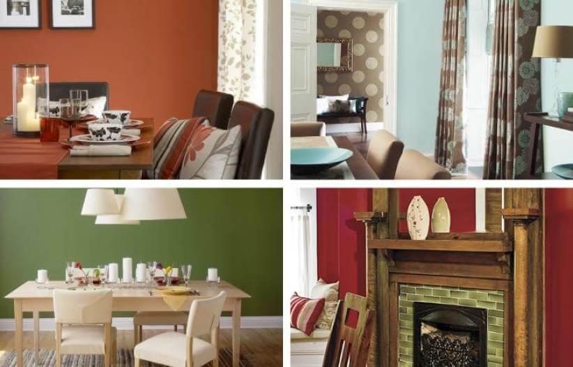 Nice dining room wall decor ideas #diningroompaintcolors #diningroompaintideas