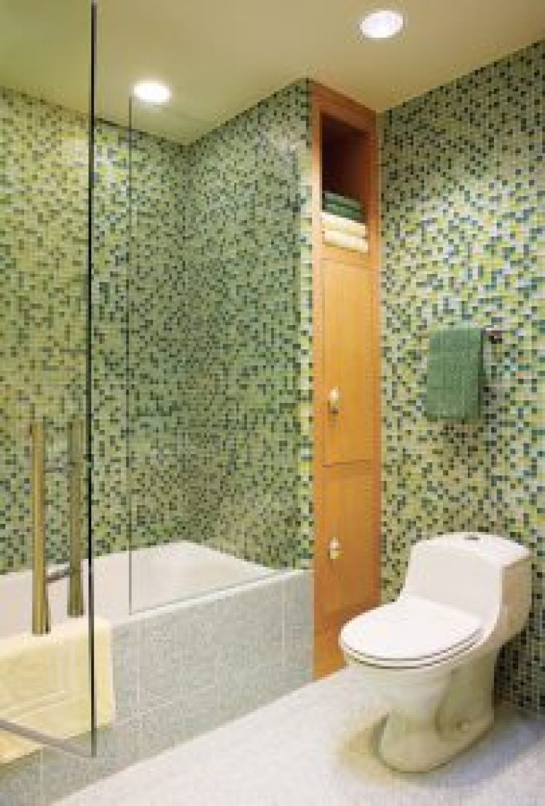 59 Simply Chic Bathroom Tile Ideas For Floor, Shower, And Wall Design