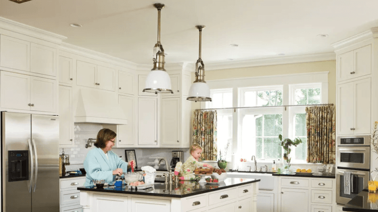 Great easy kitchen lighting ideas #kitchenlightingideas #kitchencabinetlighting