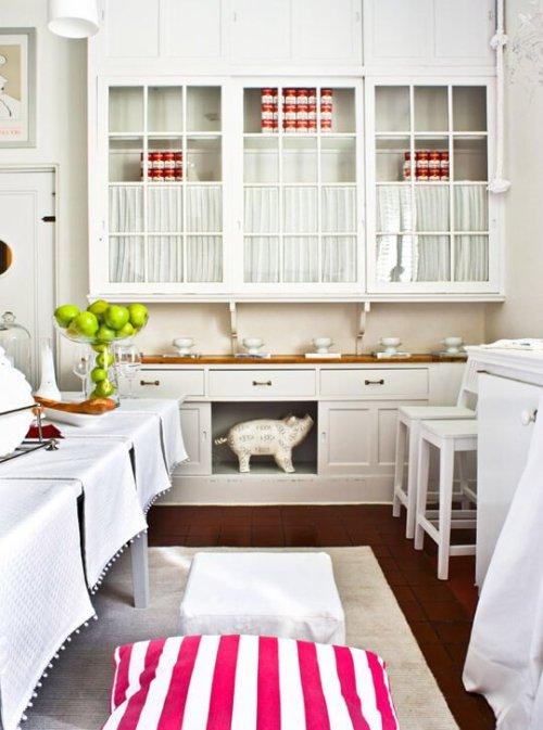 Cool white kitchen designs #smallkitchenremodel #smallkitchenideas