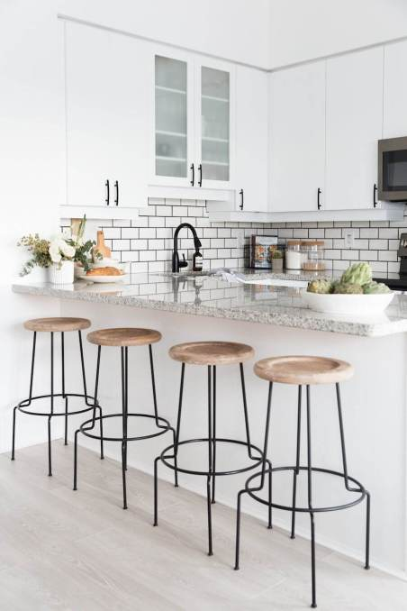 Beautiful remodeling ideas #smallkitchenremodel #smallkitchenideas